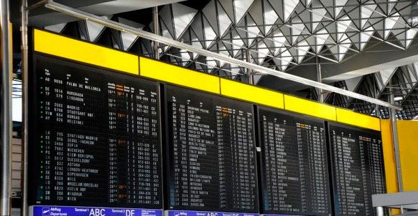 5 dicas para não perder o voo